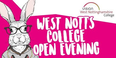 West Notts College Open Evening