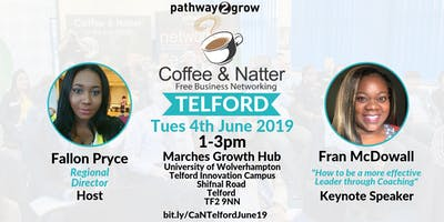 Telford Coffee & Natter - Free Business Networking
