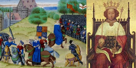 The Hollow Crown: Shakespeare and Political Theology (2 day event) tickets