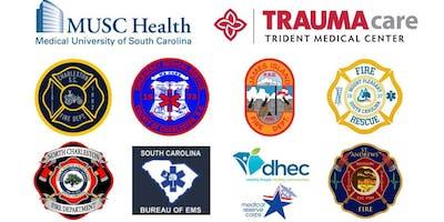 Stop The Bleed, Charleston! Basic Trauma Course
