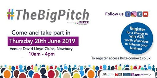 BuzzConnect #TheBigPitch 2019