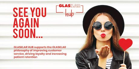 Glasklar Hub | Gatwick tickets