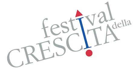 Festival della Crescita - Parma 2019 biglietti