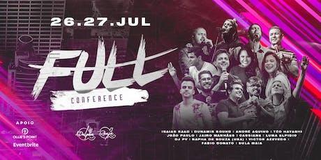 Full Conference 2k19 ingressos