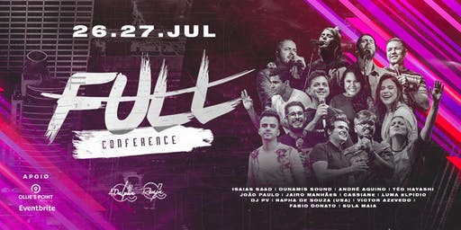 Full Conference 2k19