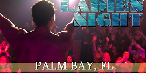 """""""Ladies Night Out LIVE"""" Male Revue"""