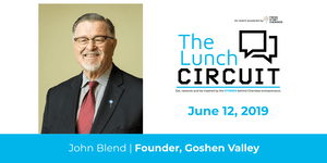 The Lunch Circuit: June 2019 Edition, John Blend