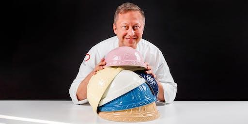 Corso di cucina - Le magie del paiolo con Daniele Persegani
