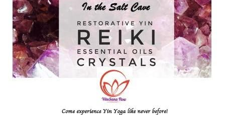 Yin-ki Experience In the Salt Cave