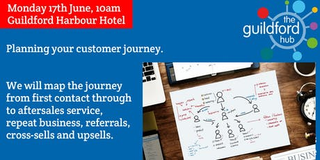 Planning your customer journey tickets