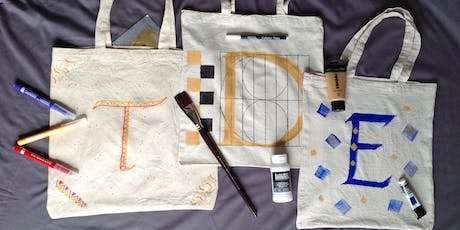 Calligraphy Workshops: Letter-Up your Life  tickets