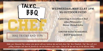 Chef Talks: BBQ