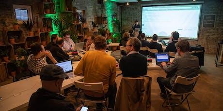 London Wikidata Meetup #3 - Wikidata + OSMUK tickets