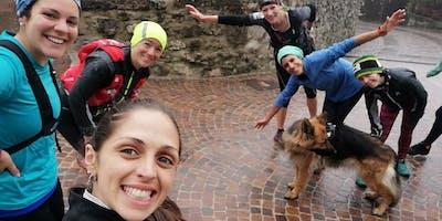 Trail Autogestito Donna4Skyrace a Rovereto 1 giugno