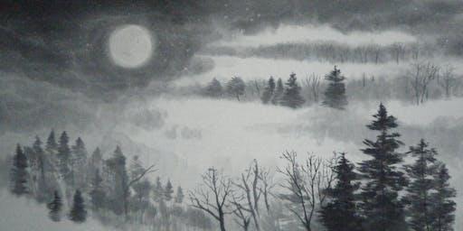 Sumi-E (Japanese Ink Painting) Classes, Toronto