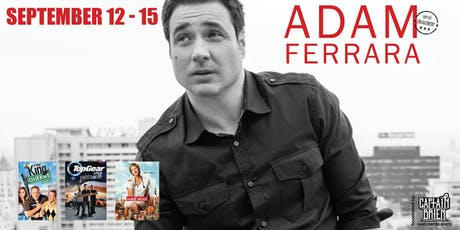 Comedian Adam Ferrara live in Naples, Florida tickets