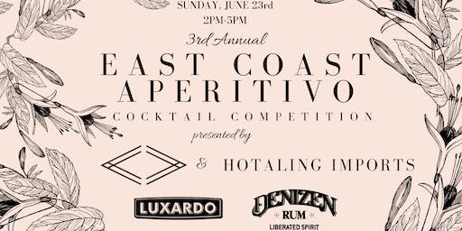 East Coast Aperitivo Cocktail Competition