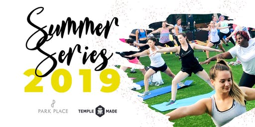 TMF Summer Series • Fitness in the Park!