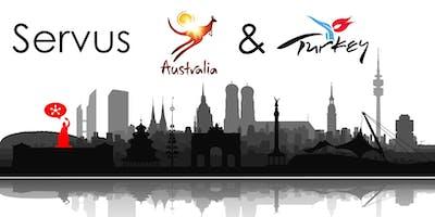 Open Office SPECIAL: Aussie meets Turkey