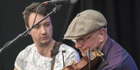 Tom McConville and David Newey in Concert tickets