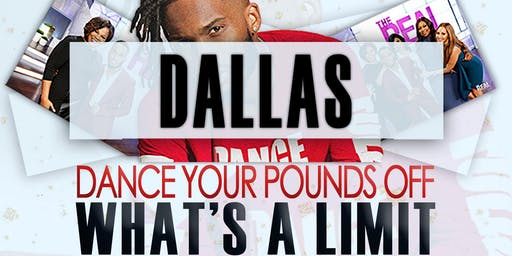 DANCE YOUR POUNDS OFF hits DALLAS! (FRIDAY)