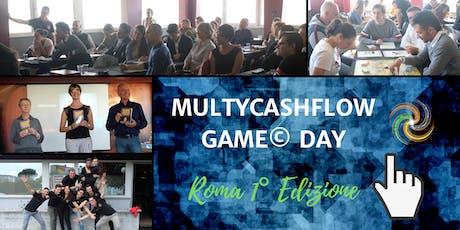 Multycashflow Game© Roma biglietti