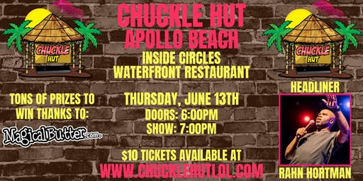 Chuckle Hut Comedy Show - Apollo Beach