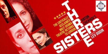 THREE SISTERS -VAUDEVILLE THEATRE 27th June tickets
