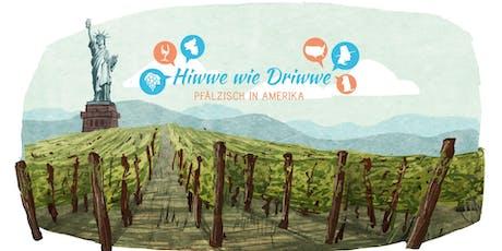 "Washington Premiere: ""Hiwwe wie Driwwe""  - A Film about Pennsylvania-Dutch tickets"