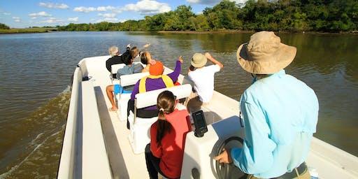 Anacostia River Explorers Boat Tour - June