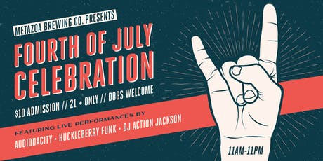 Fourth of July Celebration tickets