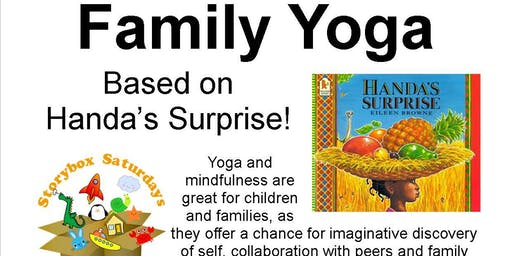 Family Yoga: Handa's Surprise