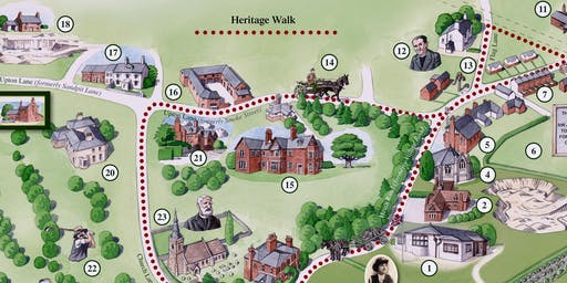 Upton By Chester Heritage Walking Tour