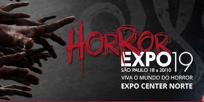 Atividades Horror Expo 2019