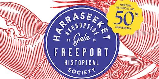 Freeport Historical Society 8th Annual Harborside Gala