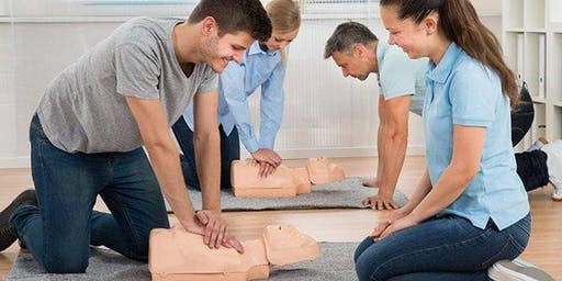 26th September 2019 - Basic Life Support Awareness Course