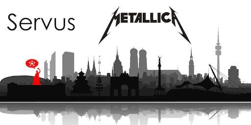 Open Office SPECIAL: Metallica Aperitif
