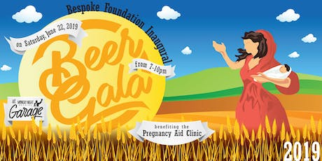 Bespoke Foundation Beer-Gala Benefiting Pregnancy Aid Clinic tickets