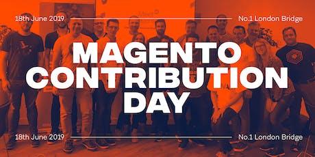 Meet Magento UK 2019 –Magento Contribution Day tickets