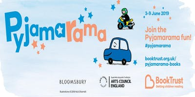 Pyjamarama Bounce and Rhyme Special (Carnforth)