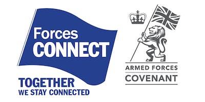 Forces Connect Workshop - Yorkshire