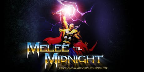 10th Annual Melee 'Til Midnight | Eric Monday Memorial Wrestling Tournament tickets