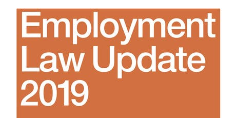 Employment Law Update 2019 tickets