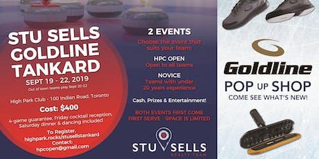 2019 Stu Sells Goldline Tankard at HPC tickets