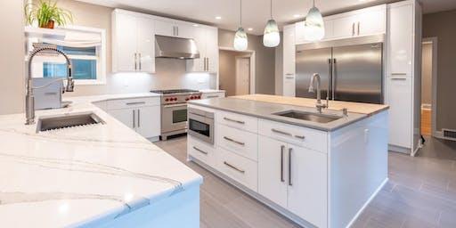 Mosby Building Arts: Kitchen Remodeling Workshop