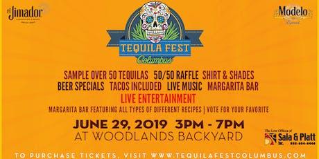 Tequila Fest Columbus tickets