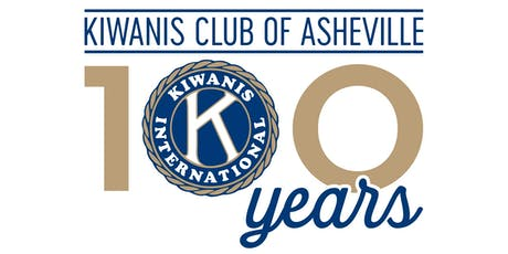 KIWANIS OF ASHEVILLE 100 YEAR CELEBRATION GALA tickets