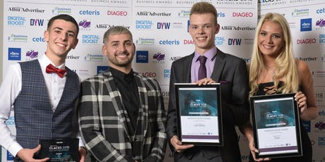 The Alloa & Hillfoots Advertiser Clacks 2019 Business Awards  tickets