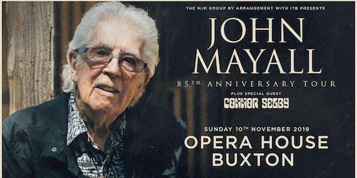 John Mayall - 85th Anniversary Tour (Opera House, Buxton)