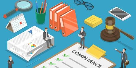 Sponsor: Seminar #4 The Fundamentals of Export Regulatory Compliance tickets